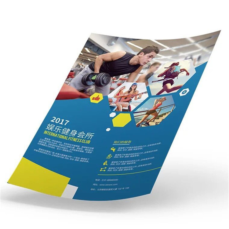 Manufacturers Custom A4 Flyer Brochure Poster Offset Printing