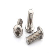 M3x6mm Stainless Steel Button Head Bolts