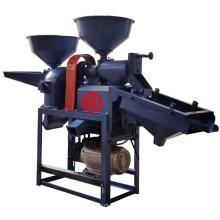 DONGYA Vibratory screen combined small rice milling machine