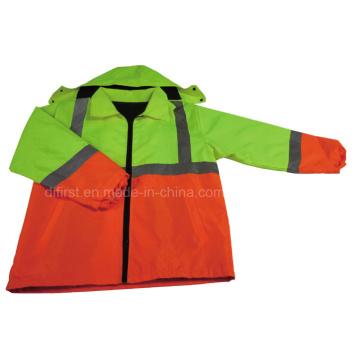 Manteau Parka de protection haute visibilité (DPA023)