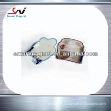 China photo frame paper fridge magnet