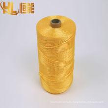 Película de alta tenacidad dividida guita / hilo / cinta