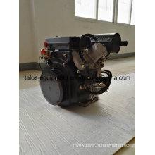 Промышленный дизельный двигатель с V-образным двухцилиндровым двигателем, 20 л.с. (2V870)