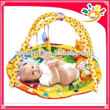 Baby-Teppich, Baby-Spiel-Teppich, Baby Bunte Turnhalle Teppich