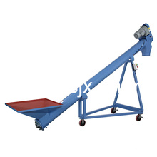 Übertragen von Ausrüstung, Getreideförderer, Förderband, Schraubenförderer, Bandförderer, Schaufelaufzug