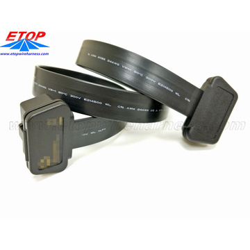 Custom Flat OBD Diagnostic Cable
