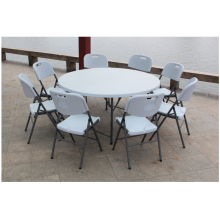 Outdoor picnic folding tables
