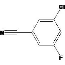 3-Cloro-5-Fluorobenzonitrilo N ° CAS 327056-73-5