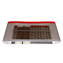China Factory Wholesale screen printing PTFE mesh belt Food Processing Dryer Belt