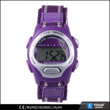 Relógio digital de estoque de venda quente