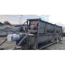 Silo Infeed Screw Conveyor for Pulp Remnant Liquor