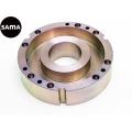 Casting de inversión de acero del OEM para el bloque de freno de las piezas de automóvil