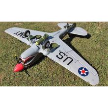 Avión Rtfp40 Fighter RC más popular