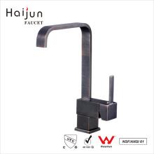 Haijun cUpc Modern And Fashion 0.1~1.6MPa One Handle Kitchen Sink Tap Faucet