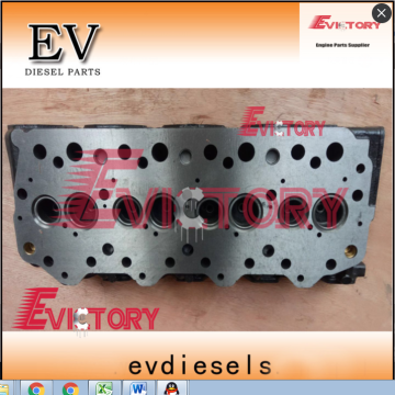 4D94 cylinder head block crankshaft connecting rod