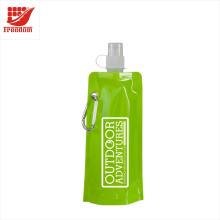 Werbeartikel BPA Free Customized Faltbare Wasserflasche