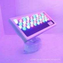 RGB Square Wall Washer Lampe / Landschaft Licht (Su-Sq-36RGB-220V