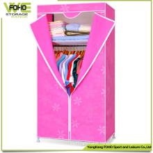Cheap Wardrobe Armoire Folding Storage Cabinet Bedroom Wardrobe