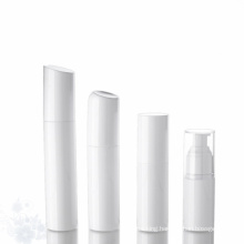 Low MOQ White Custom Logo Cosmetic Makeup 60ml 100ml Plastic PET Mist Hair Body Spray Bottle