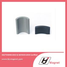 N35-N52 Hot Sale Arc NdFeB Permanent Magnet on Motor