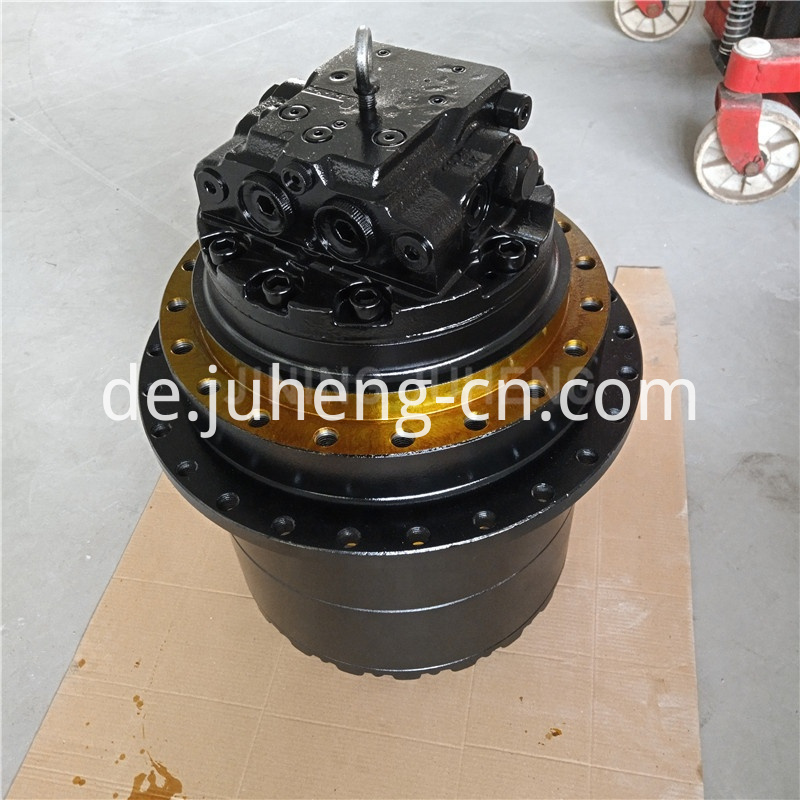 Dh258 Travel Motor 2