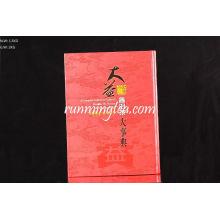 Fábrica del té de Menghai Dayi Pu Er Guía del libro del té