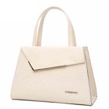 Latest Fashion Lady PU Leather China Leather Handbag (ZX10099)