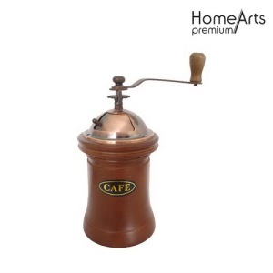 Manual ceramic burr coffee grinder coffee mill