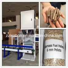 Leabon 25-50kg / sac à coudre machine à emballer Typr engrais