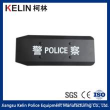 Escudo de protección antidisturbios / Escudo antidisturbios de aleación de aluminio Proteger escudo