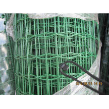 Euro Welded Fence-PVC-Coated Welded Fence Mesh