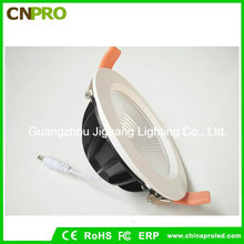 Project Empotrable COB 15W 20W 30W LED Down Luz