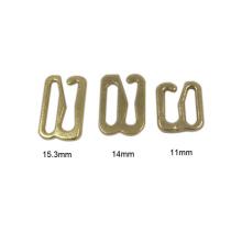 Ajustador promocional de la hebilla del sujetador del oro de la venta promocional de alta calidad
