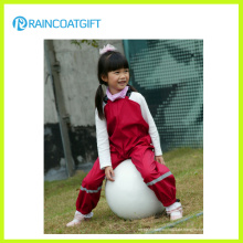 PU Regenmantel PU Rainsuit Kid Rainsuit Kid Regenmantel Kinder Regenmantel