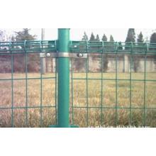 Гальванизированное/PVC Покрынное двойной петли забор в Китае