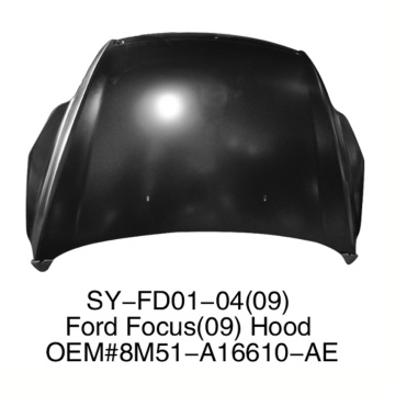 Trunk Lids For Ford Focus 2009