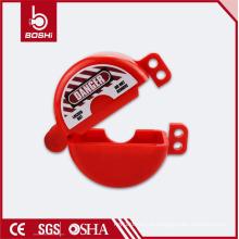 Bloqueio do cilindro de engenharia de plástico BOSHI BD-Q21, Bloqueio do tanque do cilindro de segurança