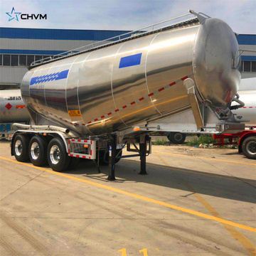 China Tri Axle Bulk Cement Tank