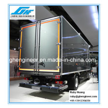 New Type Slider Hydraulic Truck Porte-bagages