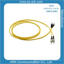 FC-FC Cable de fibra óptica de fibra óptica (5M)