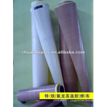 CD-9018AJ 0.18mm PTFE Self Adhesive Fabric with RoHS Certificate