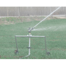 Integrated fertilization system of water and fertilizer