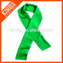 Акриловый трикотажный шарф