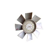 Exuberante en diseño modificado para requisitos particulares cuchilla cinturón de plástico ventilador de molde