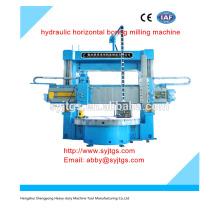 Fresadora hidráulica horizontal usada Preço de venda quente em estoque