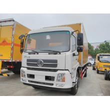 Gasoline Emulsion Explosive Gas Cylinder Delivery Truck