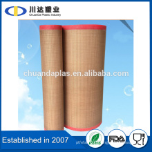 Food Grade High Tensile High temperature PTFE teflon coated fiberglass mesh conveyor belt                                                                         Quality Choice