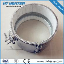 Aquecedores de fita de cerâmica para uso industrial