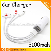 High quality micro usb charger / tablets chargers with cable WF-134