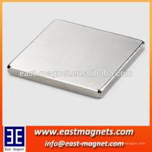 China-Rechteck gesinterte Neodym-Magnet-Manufature